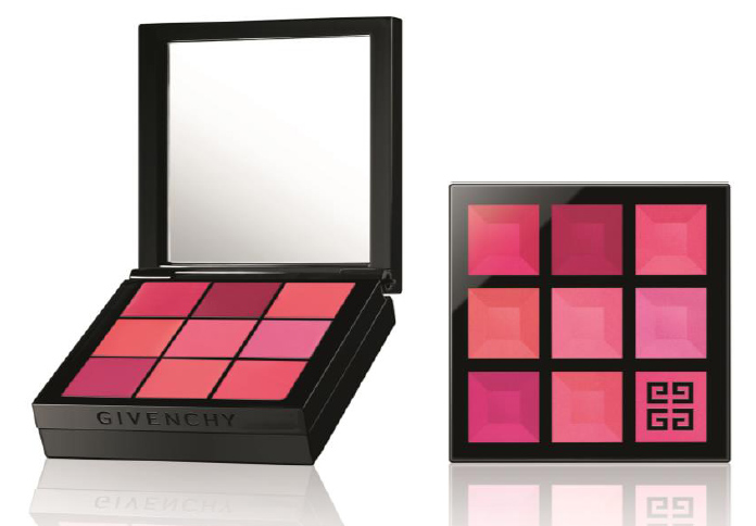 Givenchy Over Rose Makeup Collection for Spring 2014 Must Have Prismissime Euphoric Pink