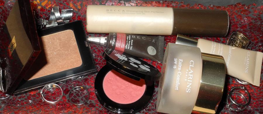 New Year 2014 makeup foundation, bronzer, blusher makeup4all