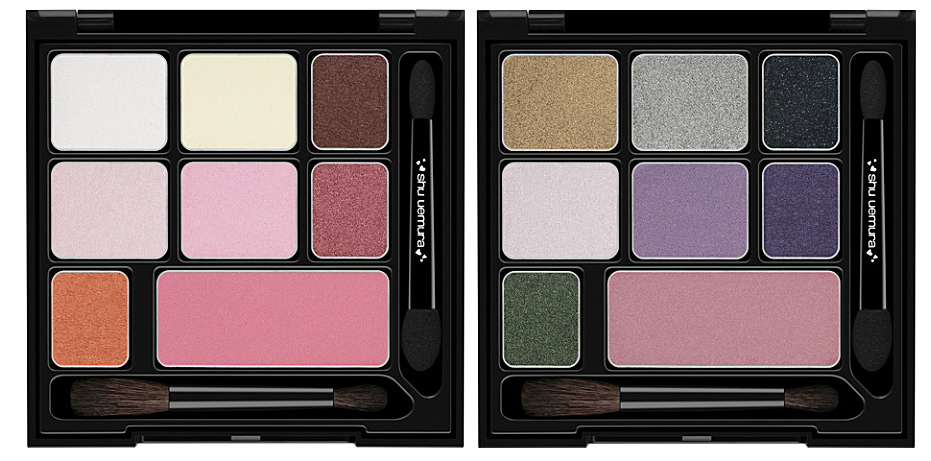 shu uemura Takashi Murakami Collection - eye & cheek palette christmas 2013