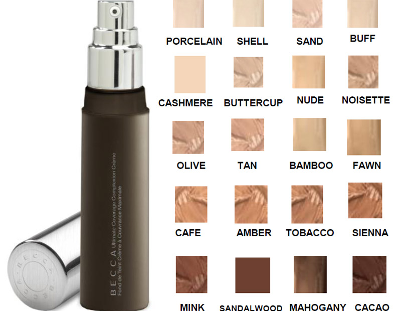 BECCA Ultinmate Coverage Complexion Creme