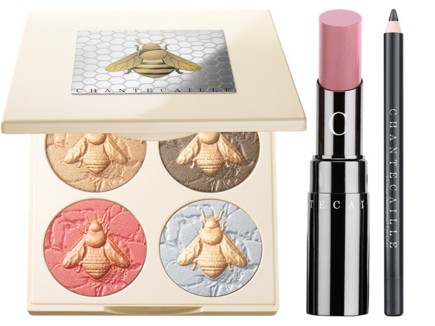Chanetecaille Save the bees makeup collection fo Spring 2014 products
