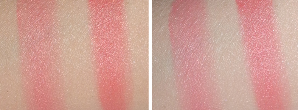 Clarins Multi-Blush Cream Blush Review and Swatches Candy Grenadine 1