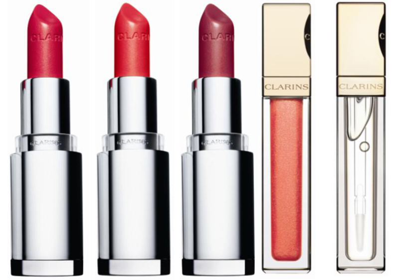 Clarins Opalescence Makeup Collection for Spring 2014 lipstcks and lip glosses