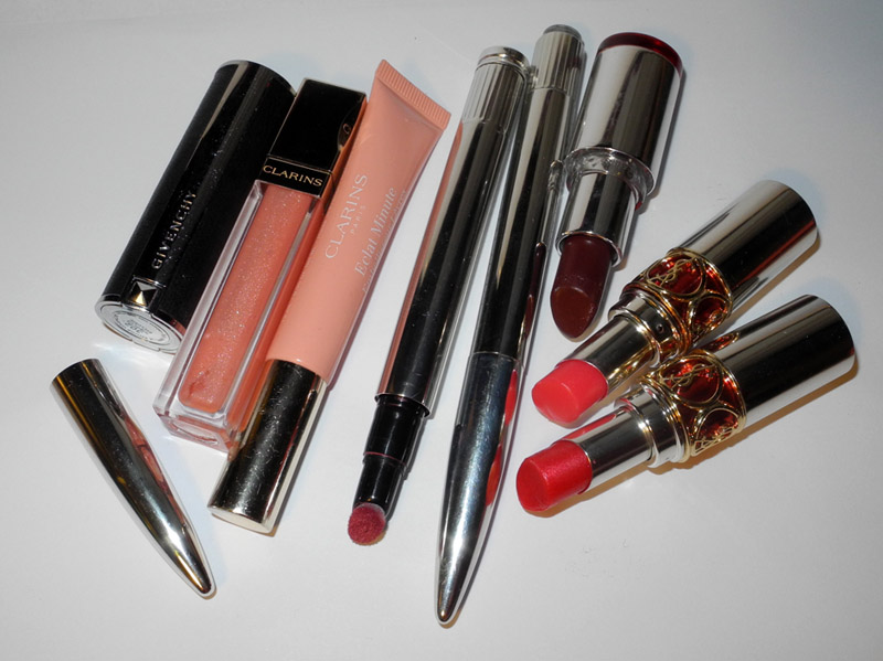 Favourite Beauty Products of 2013 Makeup lip products makeup4all