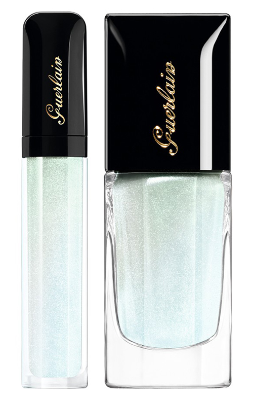Guerlain Meteorites Blossom Makeup Collection for Spring 2014 Star Dust duo