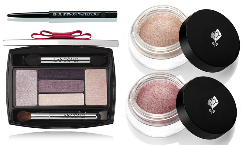 Lancome French Ballerina Makeup Collection for Spring 2014 eye products