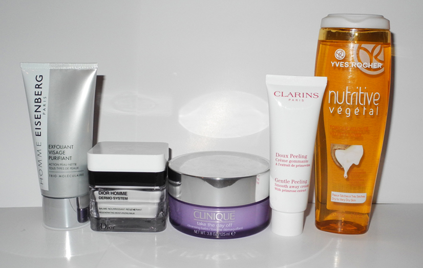 Latest Beauty Purchases Dior, Clarins, Clinique, Yves Rocher and Eisenberg
