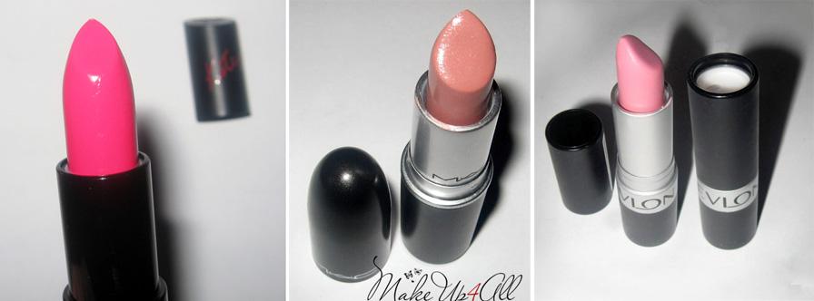 Makeup4all lipsticks best of 2013 rimmel revlon and mac