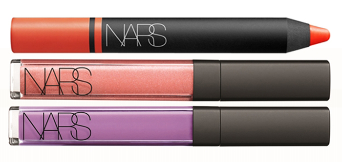 NARS Makeup Collection  for Spring 2014 lips
