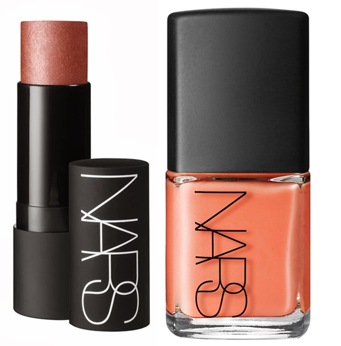 NARS Makeup Collection  for Spring 2014 multiple and nail polish
