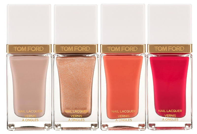 Tom Ford Makeup Collection for Spring 2014 nail lacquers