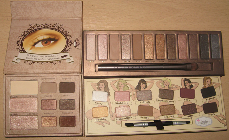 Too-Faced-Natural-eye-The-Balm-Nude-Tude-Urban-Decay-Naked-palette