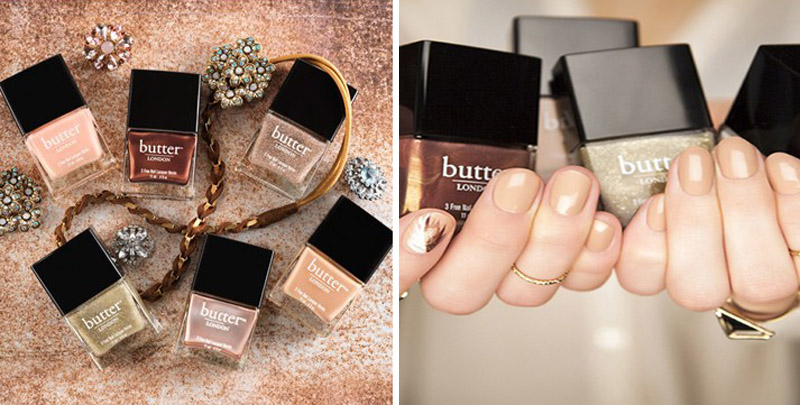 butter LONDON Boho Rock Nail Lacquer and Makeup Collection for Spring 2014