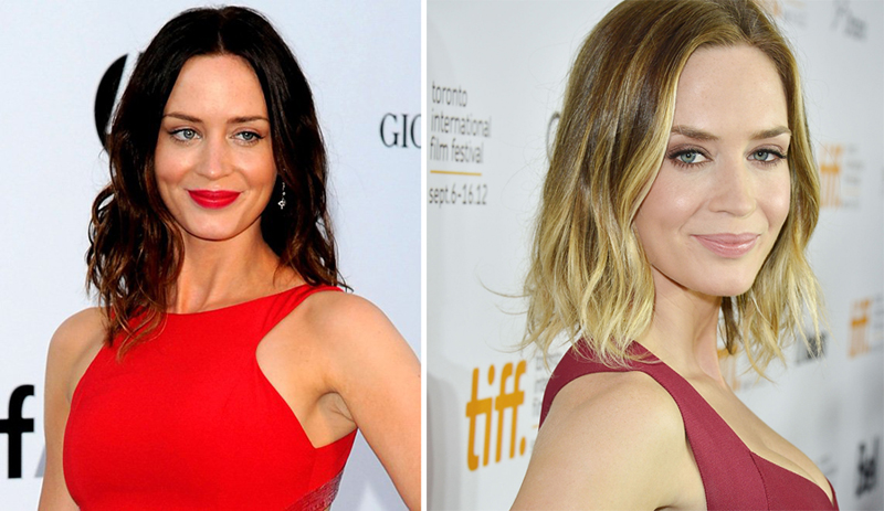 emily Blunt makeup and beauty makeup4all