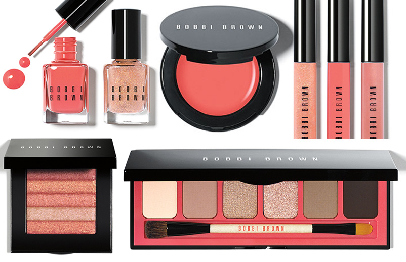 Bobbi Brown Spring 2014 Makeup Collection Nectar & Nude