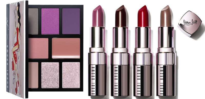Bobbi Brown Spring 2014 Makeup Collections Amnesia Rose with L'Wrenn Scott