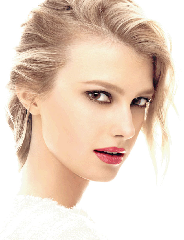 Chanel-Le-Rouge-Makeup-Collection--promo-with-Sigrid-Agren