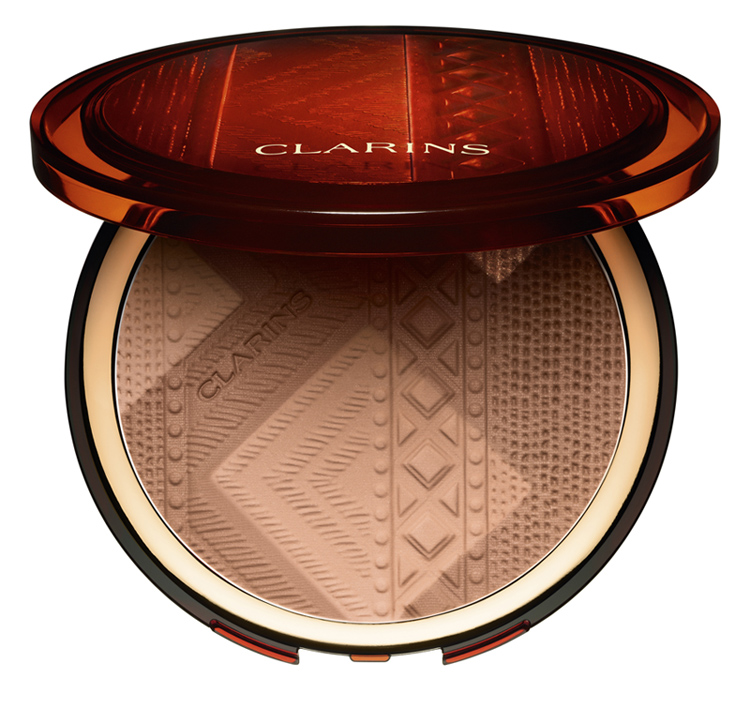 Clarins Colours of Brazil Makeup Collection for Summer 2014 summer bronzing compact