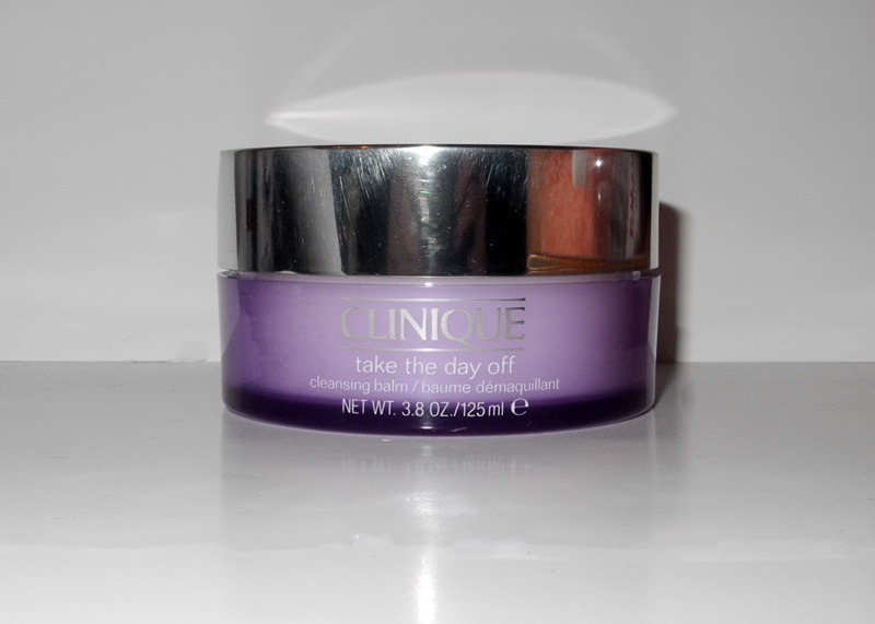 Clinique Take The day Off Cleansing Balm Review 1