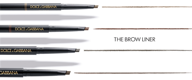 Dolce & Gabbana Makeup Shaping Eyebrow Pencil spring 2014 shades