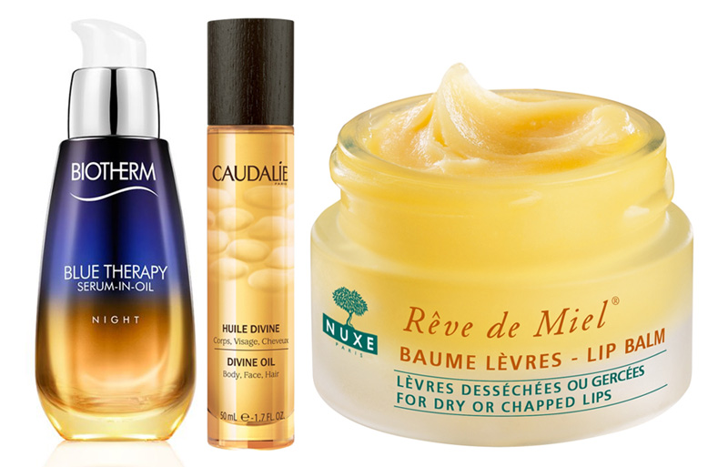 Makeup4all  beauty wish list Biotherm Nuxe Caudalie