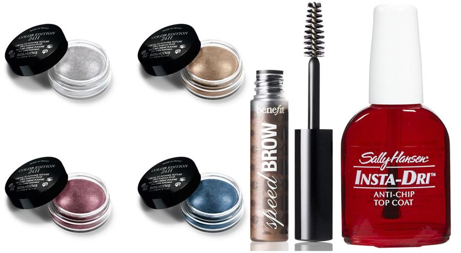 Makeup4all wish list bourjois sally hansen benefit