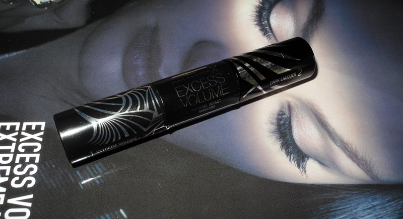 Max Factor Excess Volume Extreme Impact Mascara Review