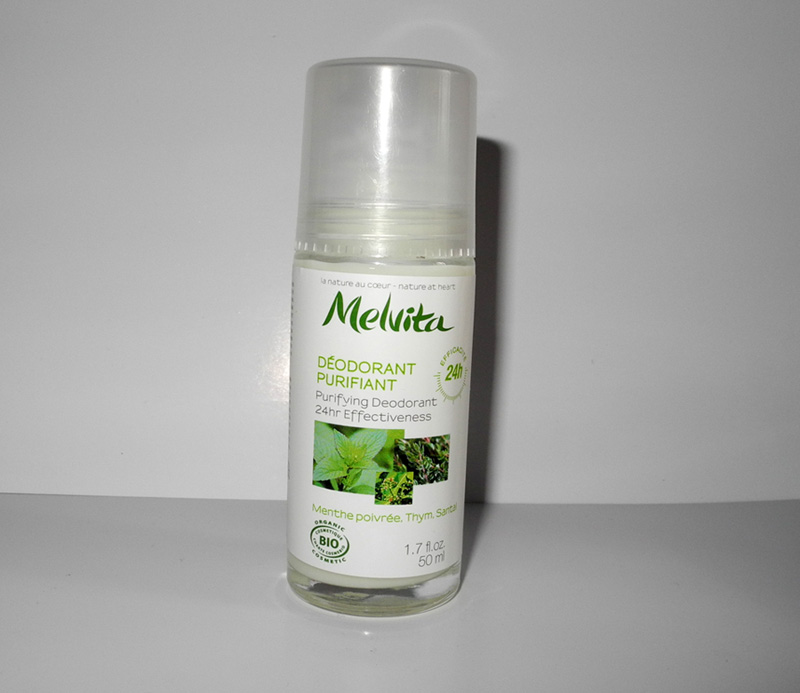 Melvita Purifying Roll-On Deodorant Review