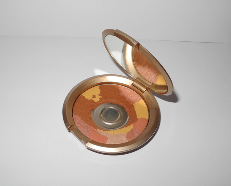 Mosaic Splendor Powder in Natural Bronze blush makeup4all