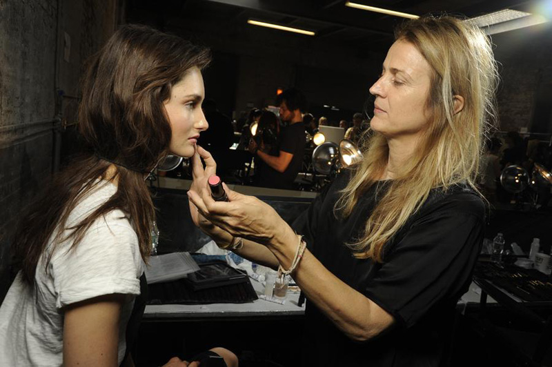 NARS Thakoon SS2014 Diane Kendal using Anguilla Matte Multiple1
