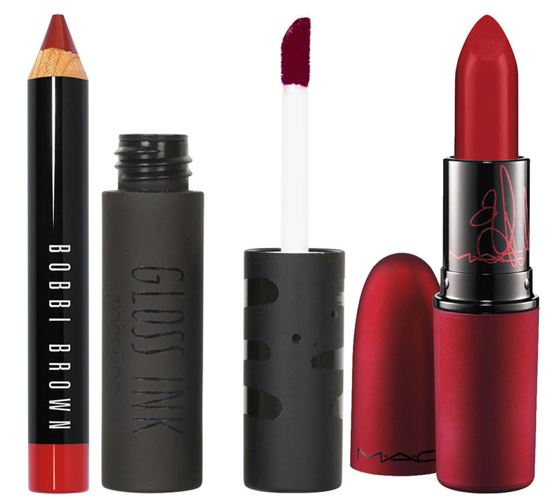New Lip Products Bobbi Brown, Topshop, MAC and Illamasqua