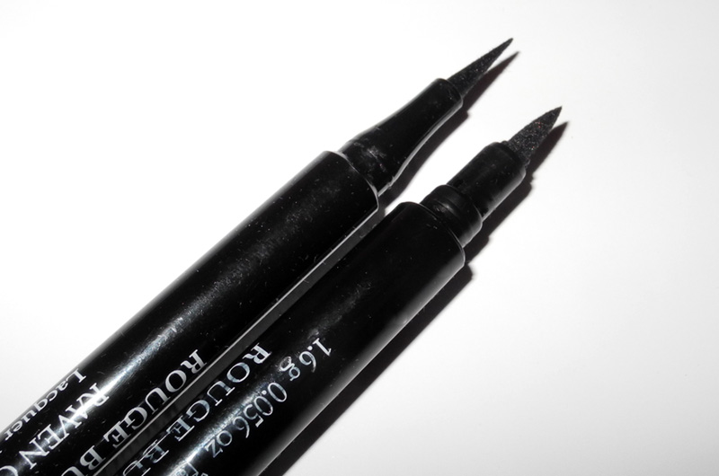 Rouge Bunny Rouge Raven Glaze Lacquer Liner New Tip