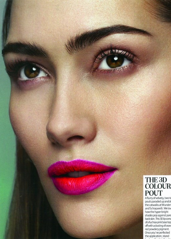look magazine makeup4all beauty inspiration