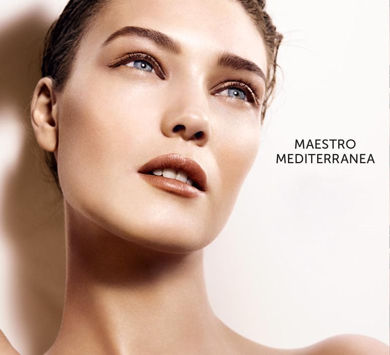 Armani Mediterranea Makeup Collection for Summer 2014 promo