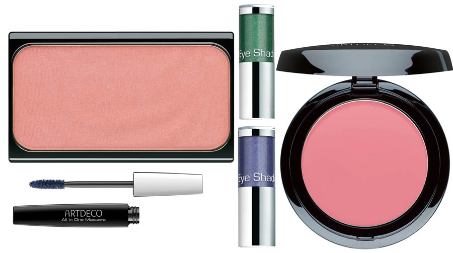 ArtDeco Love Is In The Air Makeup Collection for Spring 2014 eyes and face