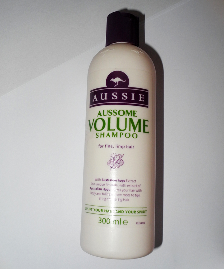Aussie Aussome Volume Shampoo Review