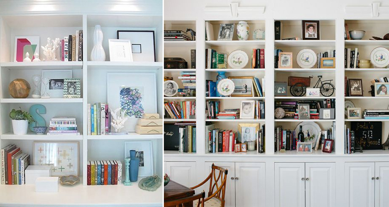 Bookshelves inspiration
