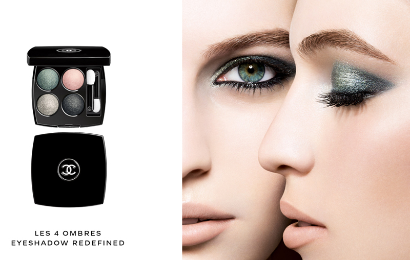 Makeup Chanel Fall 2014