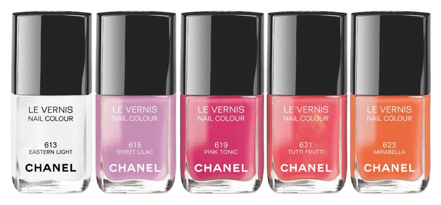 Chanel Reflets d'Été  de Chanel Makeup Collection for Summer 2014 le vernis