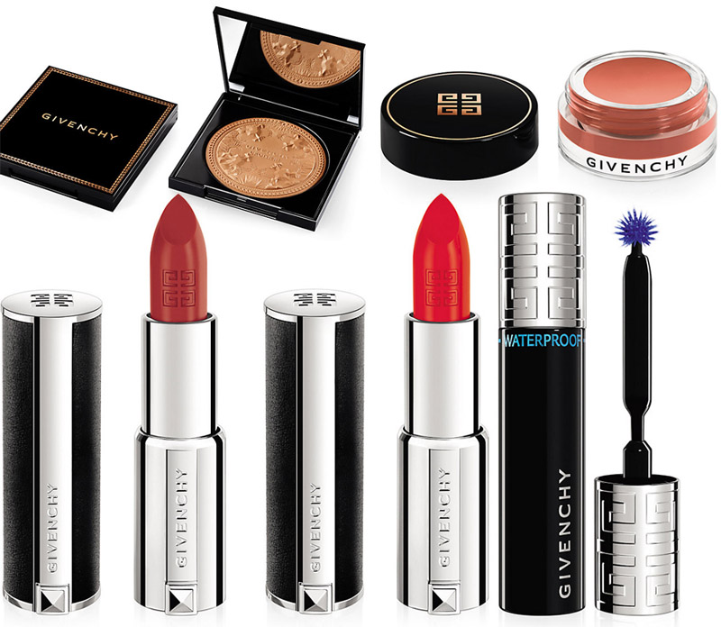 Givenchy Croisette Makeup Collection for Summer 2014