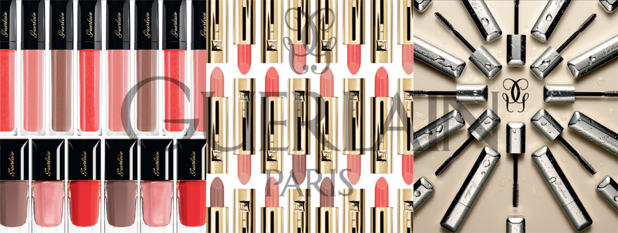 Guerlain Sun Celebration Makeup Collection for Summer 2014 products