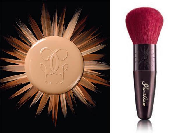 Guerlain Terracotta Makeup Collection for Summer 2014 brush