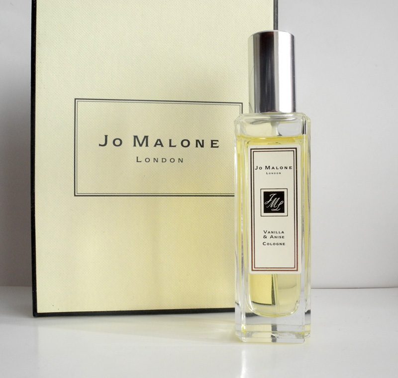 Jo Malone Vanilla & Anise Cologne My Signature Scent review