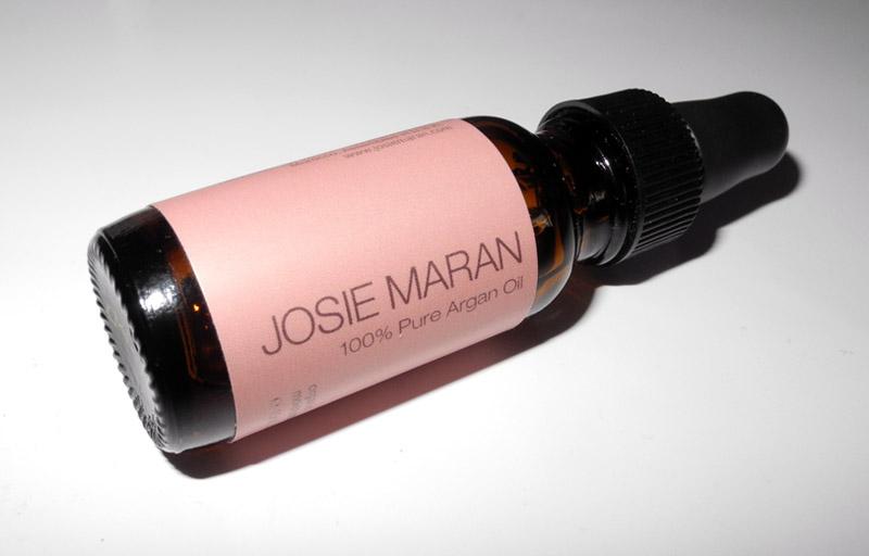 Josie Maran 100 percent Pure Argan Oil Review Rave