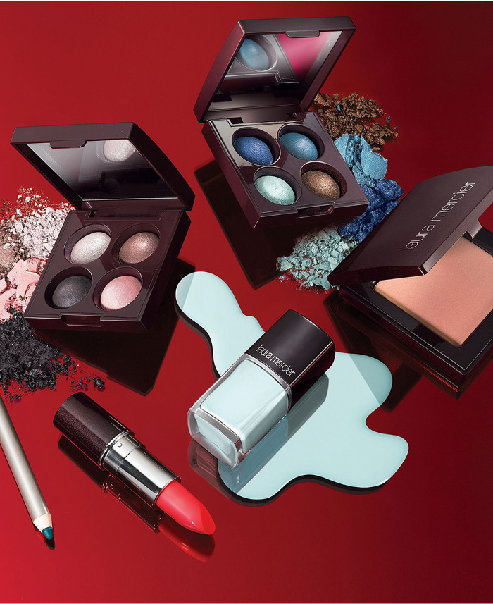 Laura Mercier New Attitude Makeup Collection for Summer 2014 products