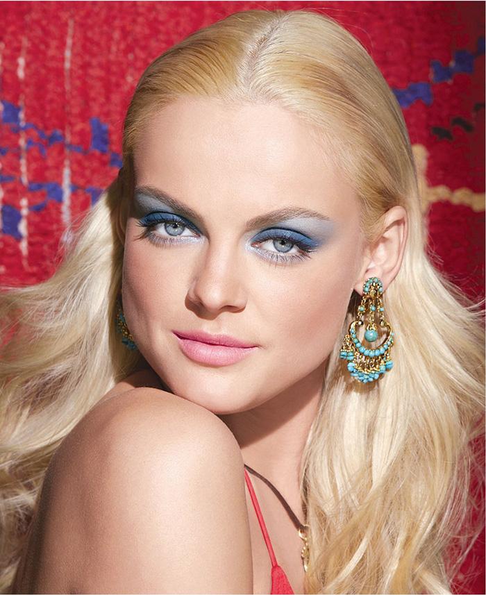 Laura Mercier New Attitude Makeup Collection for Summer 2014 promo