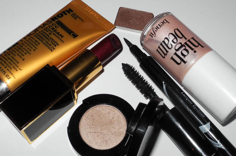 Makeup Tom Fird Peret Thomas Roth Benefit RBR Chanel