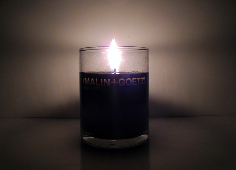 Malin + Goetz Cannabis Candle Review