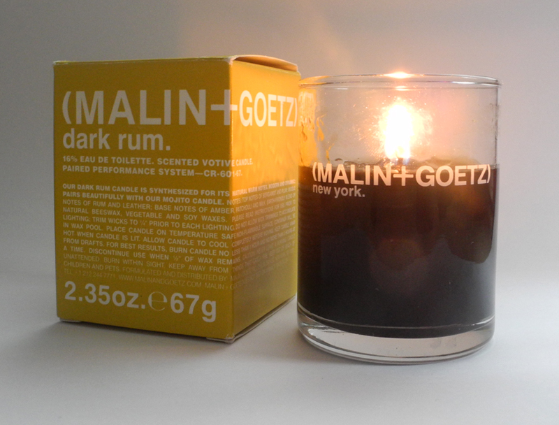 Malin + Goetz Dark Rum Candle Review Rave
