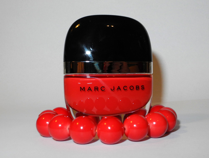 Marc Jacobs Nail Enamored Hi-Shine Nail Lacquer in Lola.